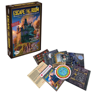 Thinkfun Escape the Room - Mystery at the Stargazer's Manor