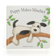Jellycat Jellycat Puppy Makes Mischief Book