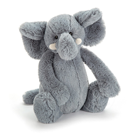Jellycat Jellycat Bashful Grey Elephant, Small