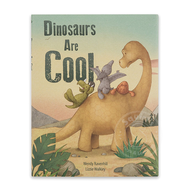 Jellycat Jellycat Dinosaurs Are Cool Book