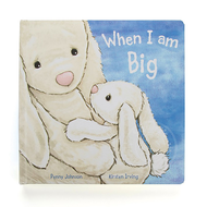 Jellycat Jellycat When I Am Big Book