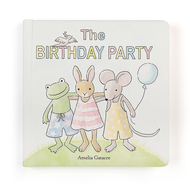 Jellycat Jellycat The Birthday Party Book
