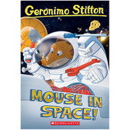 Scholastic Geronimo Stilton #52: Mouse in Space