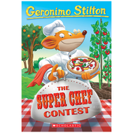 Scholastic Geronimo Stilton #58: The Super Chef Contest