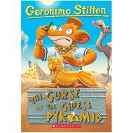 Scholastic Geronimo Stilton #2: The Curse of the Cheese Pyramid