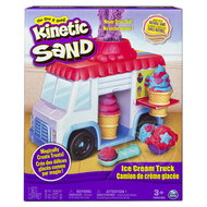 Kinetic Sand Ice Cream Truck