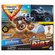 Monster Jam Kinetic Monster Dirt