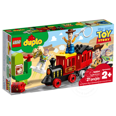 LEGO® LEGO® DUPLO® Toy Story 4 Toy Story Train