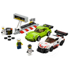 LEGO® LEGO® Speed Champions Porsche 911 RSR and 911 Turbo 3.0
