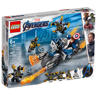 LEGO® LEGO® Super Heroes Avengers Captain America: Outriders Attack