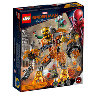 LEGO® LEGO® Super Heroes Spider-Man Molten Man Battle