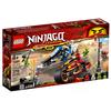LEGO® LEGO® Ninjago Kai's Blade Cycle & Zane's Snowmobile _