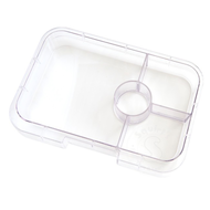 Yumbox YumBox Tapas 4 Food Tray Insert - Non-Illustrated