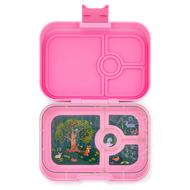 Yumbox YumBox Panino 4 Compartment - Stardust Pink