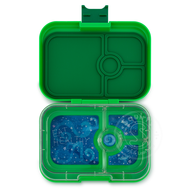 Yumbox YumBox Panino 4 Compartment - Terra Green