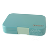 Yumbox YumBox Tapas 5 Compartment - Antibes Blue w/ Bon Appetit Tray