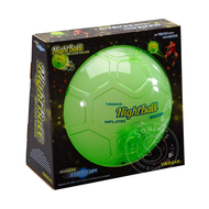 Tangle Sportz Matrix NightBall Soccer - Green