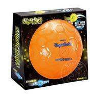 Tangle Sportz Matrix NightBall Basketball - Orange