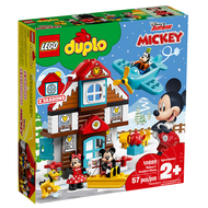 LEGO® LEGO® DUPLO® Mickey's Vacation House