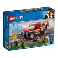 LEGO® LEGO® City Fire Chief Response Truck