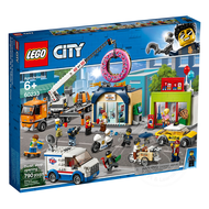 LEGO® LEGO® City Donut Shop Opening