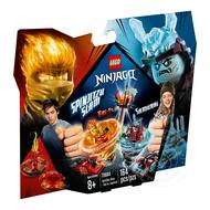 LEGO® LEGO® Ninjago Spinjitzu Slam Kai vs. Samurai
