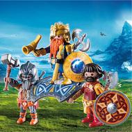 Playmobil Playmobil Dwarf King with Guards
