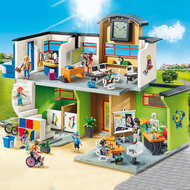 Playmobil Playmobil Furnished School Building