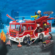 Playmobil Playmobil Fire Engine