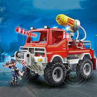 Playmobil Playmobil Fire Truck