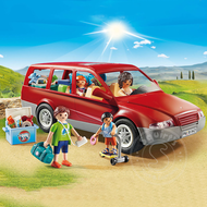 Playmobil Playmobil Family Car