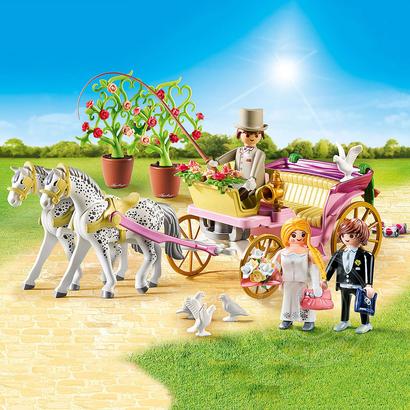 Playmobil Playmobil Wedding Carriage