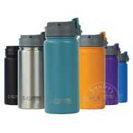EcoVessel PERK 16oz Insulated Stainless Steel Travel Mug