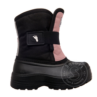 Stonz The Scout Boot, Haze Pink/Black