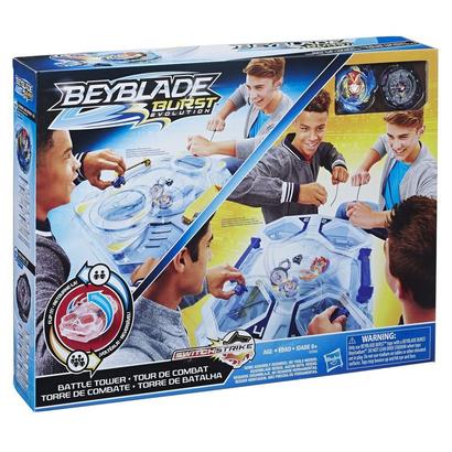 Bey Blades Switchstrike Battle Tower