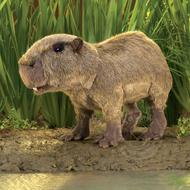 Folkmanis Folkmanis Capybara Puppet