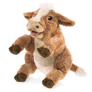 Folkmanis Folkmanis Brown Cow Puppet