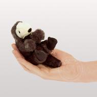 Folkmanis Folkmanis Sea Otter Finger Puppet RETIRED