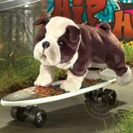 Folkmanis Folkmanis English Bulldog Puppy Puppet