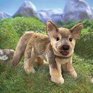 Folkmanis Folkmanis German Shepherd Puppy