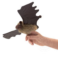 Folkmanis Folkmanis Little Brown Bat Finger Puppet