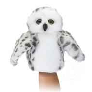 Folkmanis Folkmanis Little Snowy Owl Puppet
