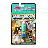 Melissa & Doug Melissa & Doug On the Go Water Wow - Occupations