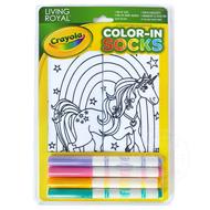 Crayola Color-In Socks Unicorn Land