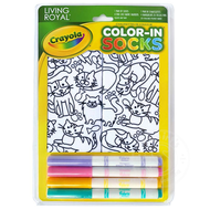 Crayola Color-In Socks Kittens Galore