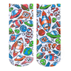 Crayola Color-In Socks Out of Orbit