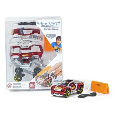 Modarri Modarri S2 Inferno Car Single with Barriers