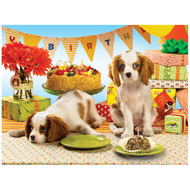 Cobble Hill Puzzles Cobble Hill Every Dog Has Its Day Puzzle 1000pcs