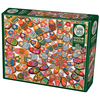 Cobble Hill Puzzles Cobble Hill Matryoshka Cookies Puzzle 1000pcs