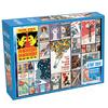 Cobble Hill Puzzles Cobble Hill Star Trek: Classic Episodes Puzzle 1000pcs